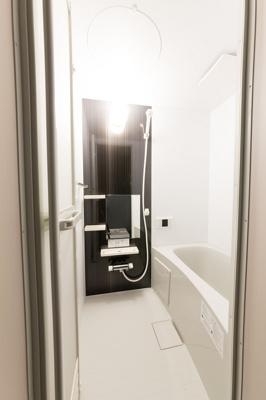 パーリッシィ稲毛の浴室