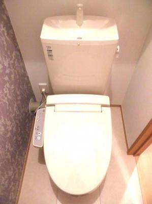 シュテルンハイムのトイレ