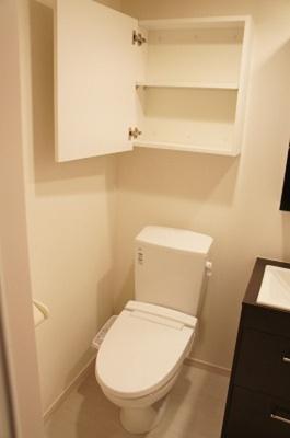 リブリ・フレスコのトイレ