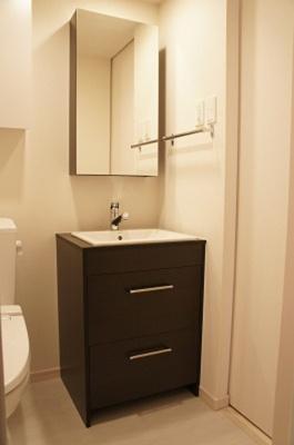 リブリ・フレスコの洗面台