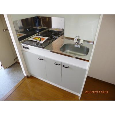 アムールHINATAのキッチン2