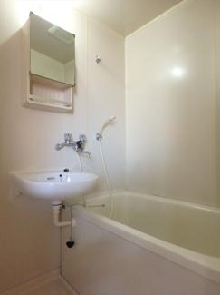 【浴室】ハウスみどり