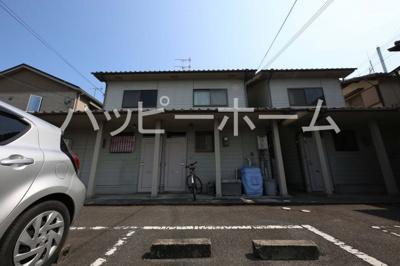 【外観】高浜メゾネット