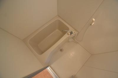 【浴室】ニュートン荘