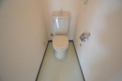 【トイレ】ニュートン荘