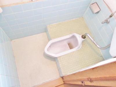 【トイレ】南古市2丁目貸家