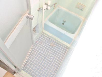 【浴室】南古市2丁目貸家