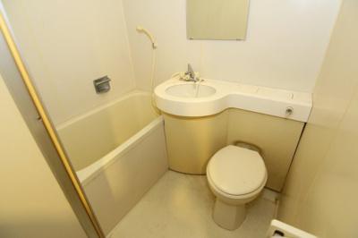 【浴室】HANAMURAビル【ハナムラビル】