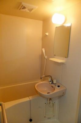 【浴室】リブハイム
