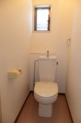 【トイレ】リブハイム