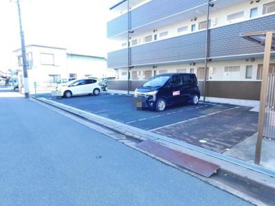 【駐車場】シャンブルYOSHIMI