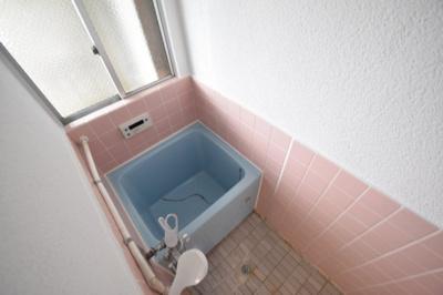 【浴室】仲辻第一マンション