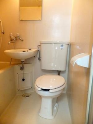 【トイレ】グランコート分倍