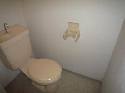 【トイレ】ロータリーマンション大日