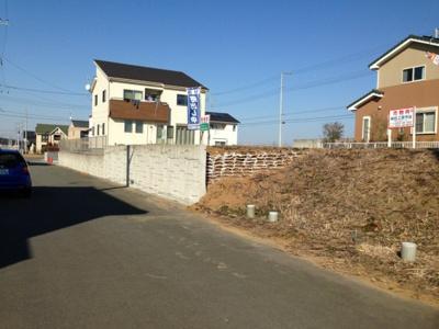 【前面道路含む現地写真】富士見ヶ丘2丁目15番
