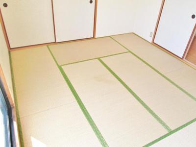 【寝室】アビタシオンセイリョウ
