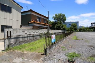 【外観】加須市間口