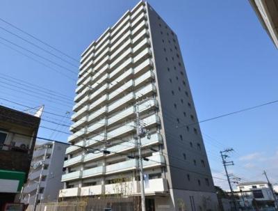 【外観】アルファスマート明石公園 14階