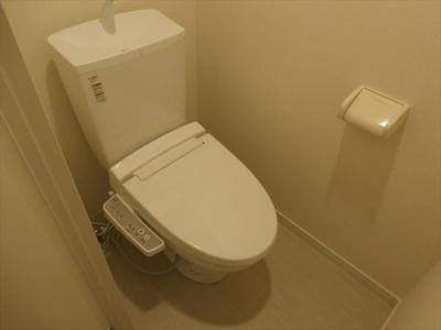 リブリ・ホープ トイレ