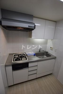 【キッチン】KDXレジデンス半蔵門