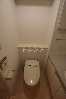 【トイレ】KDXレジデンス半蔵門