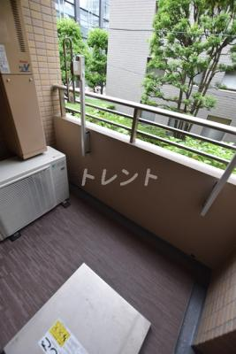 【バルコニー】KDXレジデンス半蔵門