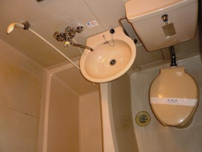 【浴室】シャトレ西八王子