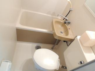 【浴室】平野アークヒルズ
