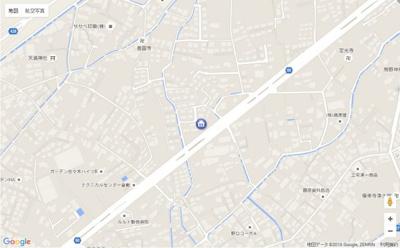 【地図】シエルA