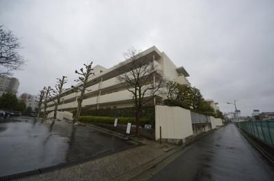 【外観】日商岩井大岡山第2マンションB棟