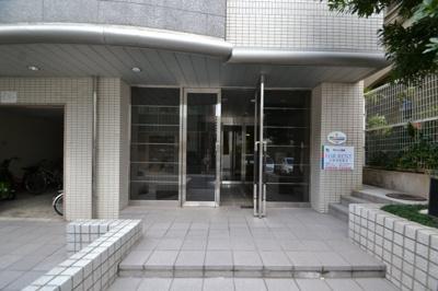 【エントランス】ロイヤル六甲駅前