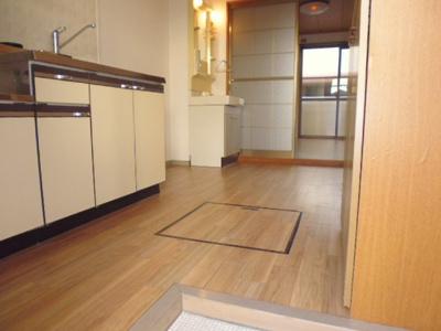 【キッチン】セジュール野山C