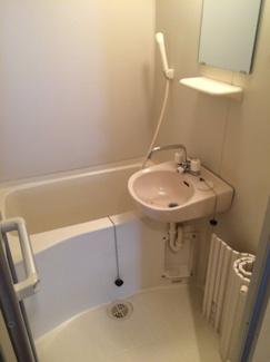【浴室】セントラル1501