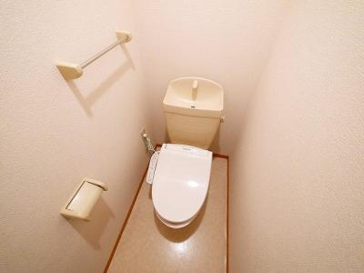 【トイレ】グランドゥール西大寺