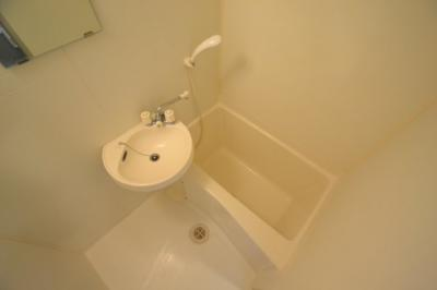 【浴室】美野丘ハイツ
