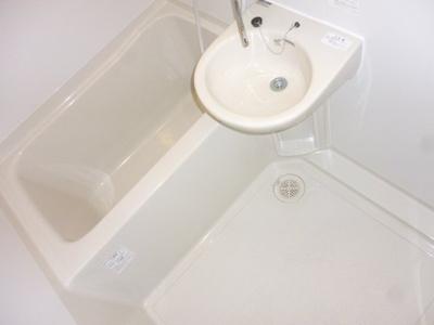 【浴室】プルミエール千山