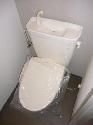 【トイレ】プルミエール千山