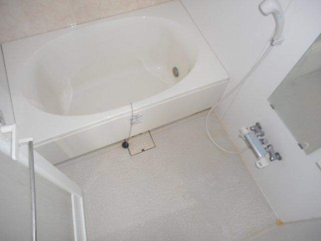 【浴室】コーティアス阿倍野