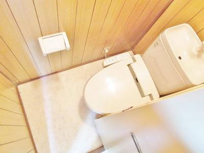 【トイレ】上ノ太子ハイツ