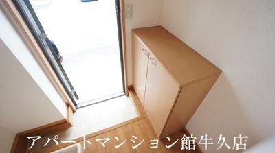 【玄関】アークグレイス