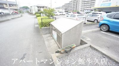 【駐車場】アークグレイス