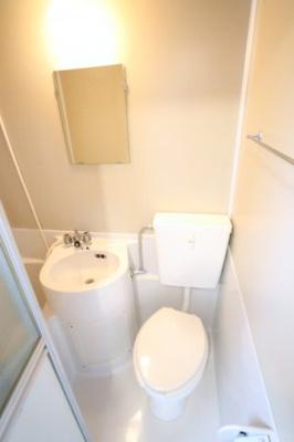 【トイレ】ヴィラ東久留米