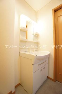 【独立洗面台】カーサ・フェリーチェB