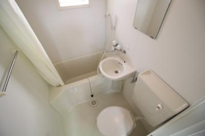 【浴室】ミスガハイツ