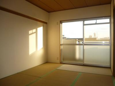 【寝室】コーポラス新橋