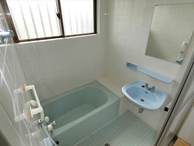 【浴室】メゾネット泉崎