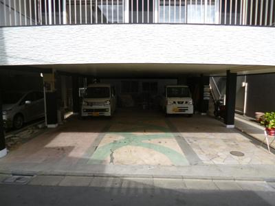 【駐車場】ラ・クラシック