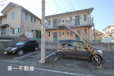 【駐車場】パル はなみずき