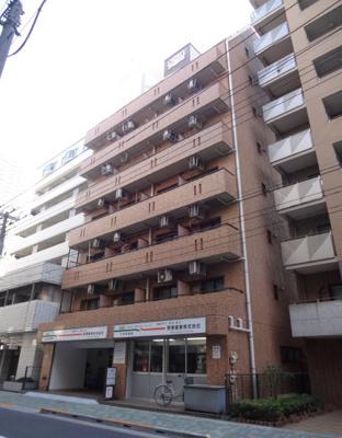 【外観】ライオンズマンション上野松が谷第2