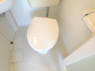【トイレ】マンションルエーテ20